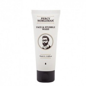 Percy Nobleman Face&Stubble Wash Sejas un bārdas mazgāšanās līdzeklis 75ml